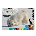 Hot-Dogging WOOF Games 2014 Postcards (Package of