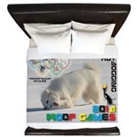 Hot-Dogging WOOF Games 2014 King Duvet