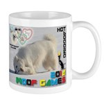 Hot-Dogging WOOF Games 2014 Mugs