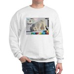 Hot-Dogging WOOF Games 2014 Sweatshirt
