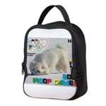 Hot-Dogging WOOF Games 2014 Neoprene Lunch Bag