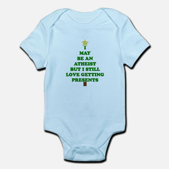 Atheist Holiday Tree Body Suit