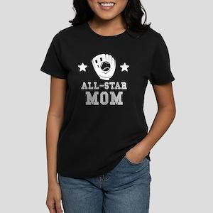 All Star Softball Mom T-Shirt