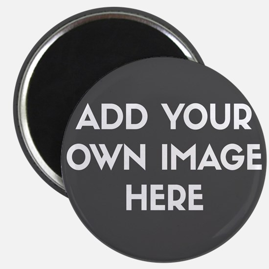 Add Your Own Image Magnets