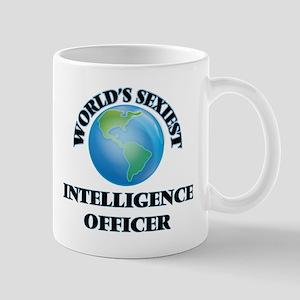 World's Sexiest Intelligence Officer Mugs