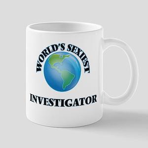World's Sexiest Investigator Mugs