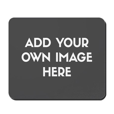 What are mouse pads made of Rectangle Add Your Own Image Mousepad Cafepress Mouse Pads Cafepress