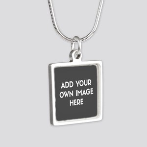 Add Your Own Image Necklaces