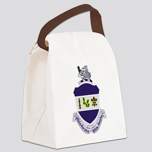 151st Infantry Regiment Patch Mil Canvas Lunch Bag