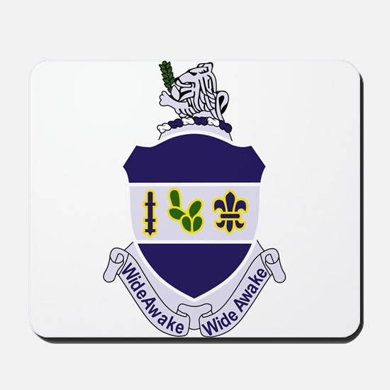151st Infantry Regiment Patch Military I Mousepad