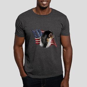 Chin Flag Dark T-Shirt