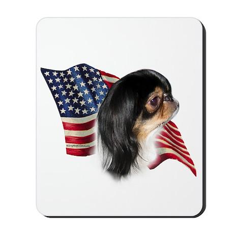 Chin Flag Mousepad