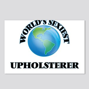 World's Sexiest Upholster Postcards (Package of 8)