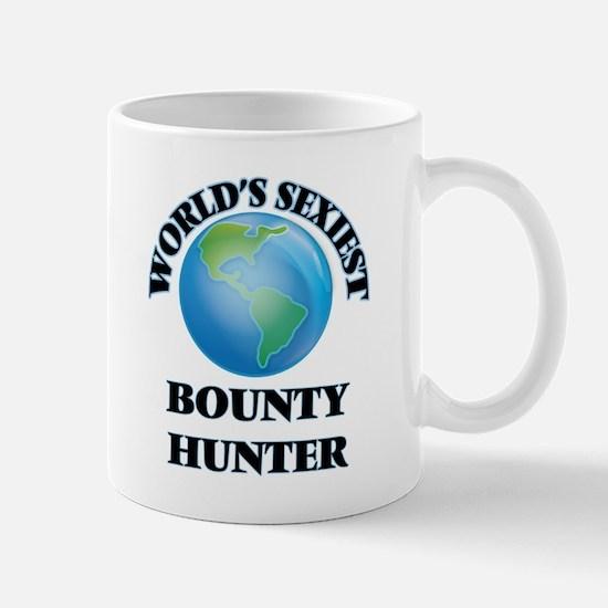 World's Sexiest Bounty Hunter Mugs