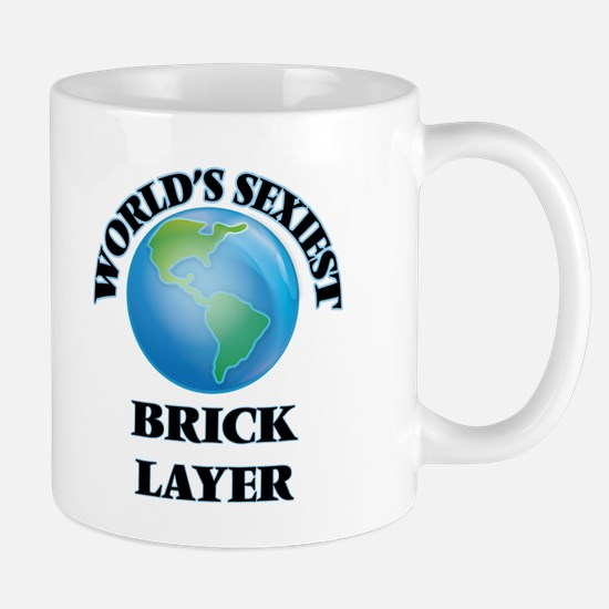 World's Sexiest Brick Layer Mugs