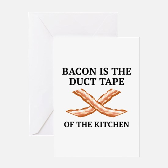 Duct Tape Of The Kitchen Greeting Card