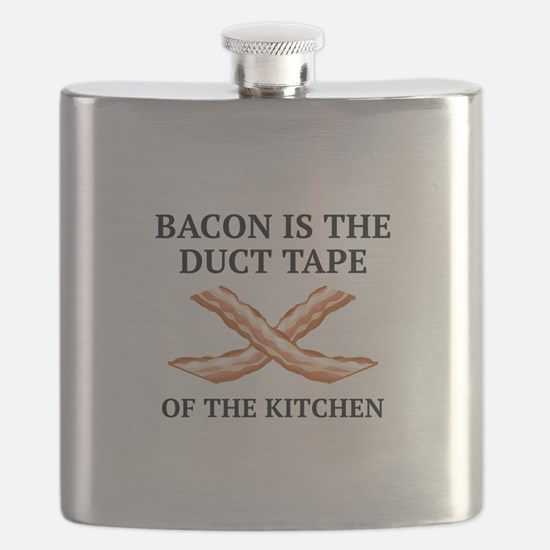 Duct Tape Of The Kitchen Flask