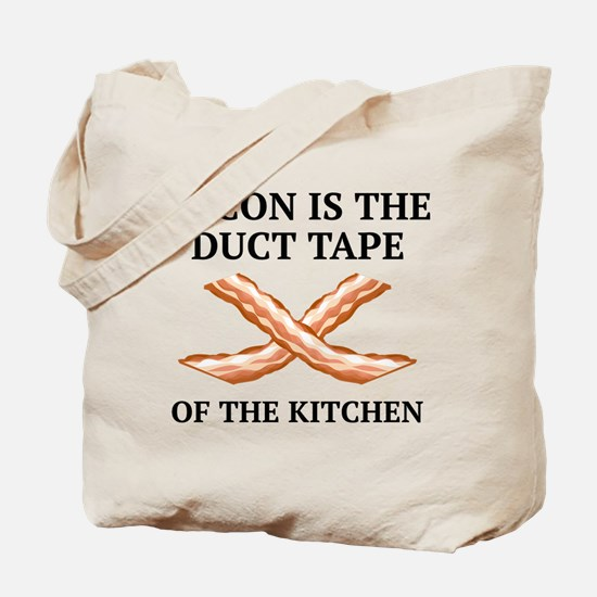Duct Tape Of The Kitchen Tote Bag