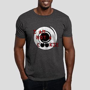 Not A Cookie Dark T-Shirt