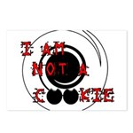 Not A Cookie Postcards (Package of 8)