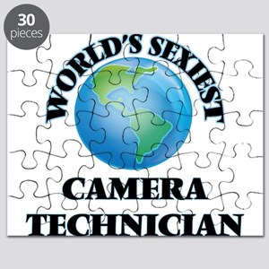 World's Sexiest Camera Technician Puzzle