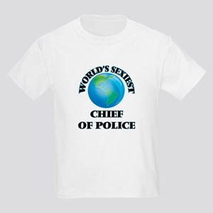 World's Sexiest Chief Of Police T-Shirt
