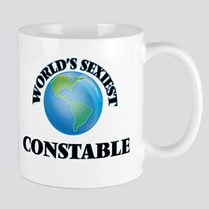 World's Sexiest Constable Mugs