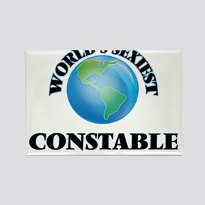 World's Sexiest Constable Magnets