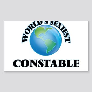 World's Sexiest Constable Sticker