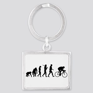 Cycling Evolution Keychains