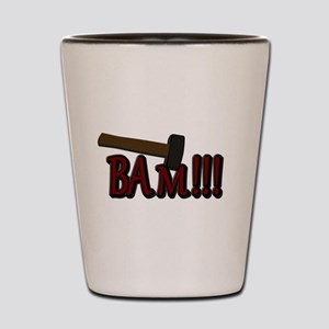 Bam Design Shot Glass