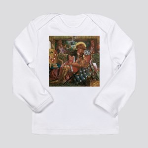 Wedding of Saint George and th Long Sleeve T-Shirt