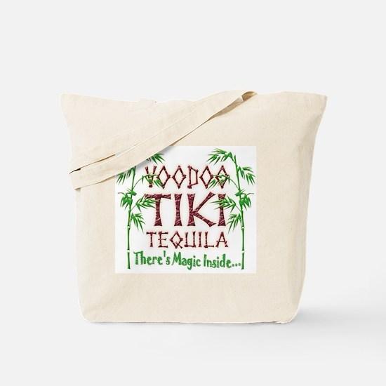 Voodoo Tiki Tequila Tote Bag