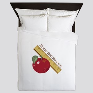 Honor Roll Queen Duvet