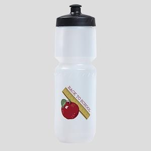 Back To School Sports Bottle