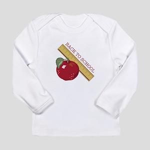 Back To School Long Sleeve T-Shirt