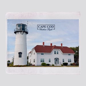 Cape Cod. Throw Blanket