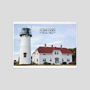 Cape Cod. 5'x7'area Rug