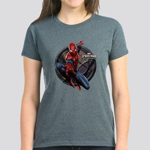 Web Warriors Spider-Man Women's Dark T-Shirt