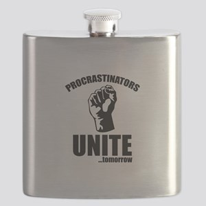 Procrastinators Unite ... Tomorrow Flask