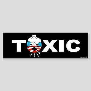 Toxic Sticker (Bumper)