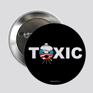 """Toxic 2.25"""" Button (10 pack)"""