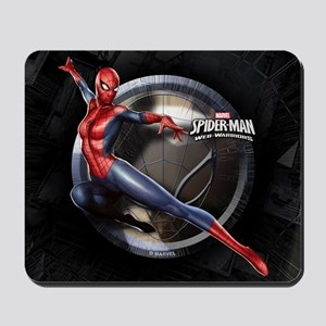 Web Warriors Spider-Girl Mousepad