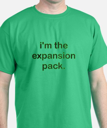 Expansion Pack Green T-Shirt