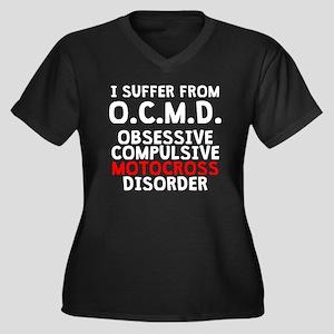 Obsessive Compulsive Motocross Disorder Plus Size