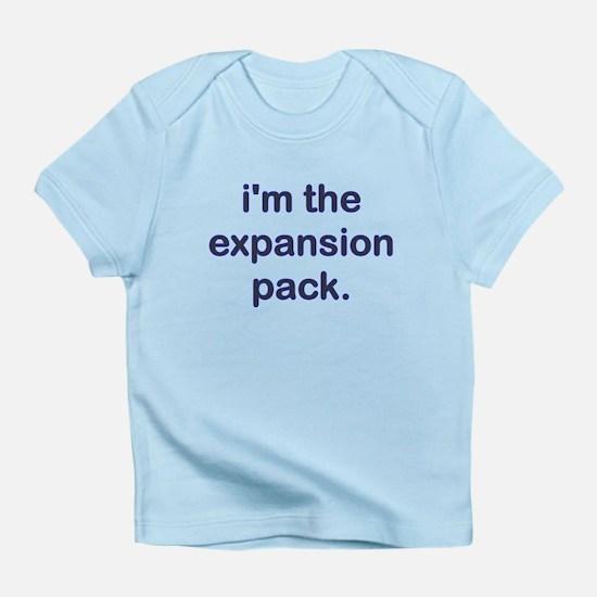 Expansion Pack Blue Infant T-Shirt