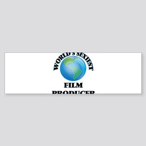 World's Sexiest Film Producer Bumper Sticker