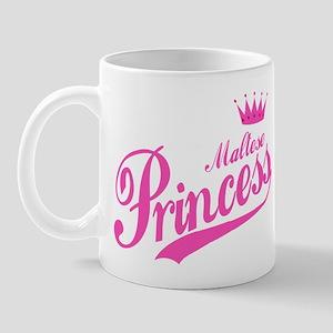 Princess Maltese Mug