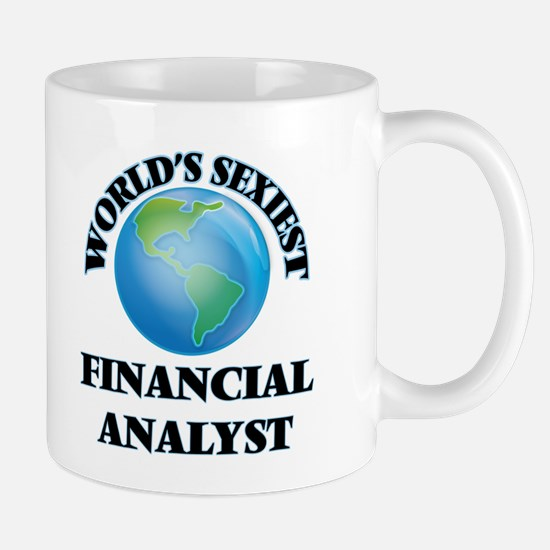 World's Sexiest Financial Analyst Mugs