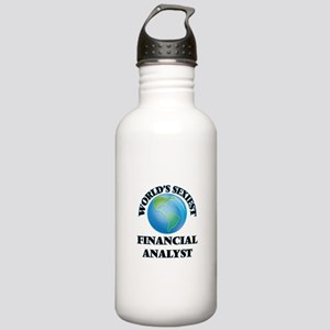 World's Sexiest Financ Stainless Water Bottle 1.0L